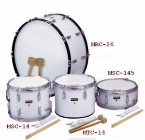 MBC26 White / Маршевые барабаны и аксессуары, Музыкальный Мастер