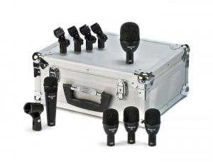 FP5 Набор микрофонов для барабанной установки / Наборы для барабанов, Музыкальный Мастер