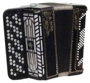 Tula 209 (Б-37) баян / Баяны, Музыкальный Мастер