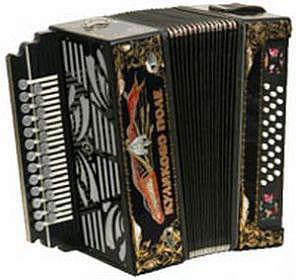 KULYKOVE POLE (Г-3) гармонь / Гармони, Музыкальный Мастер