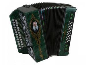 TULSKAJA 301M (Г-21) гармонь / Гармони, Музыкальный Мастер