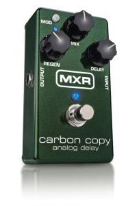 M169 MXR CARBON COPY ANALOG DELAY / Гитарные педали эффетов, Музыкальный Мастер