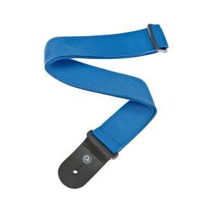 PWS102 Polypropylene Guitar Strap, Blue / Ремни для гитар, Музыкальный Мастер