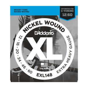EXL148 XL EXTRA HEAVY (12-60) / Струны Для электро гитар, Музыкальный Мастер