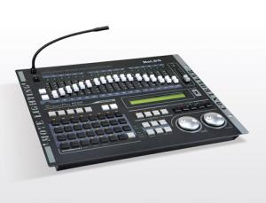 SUPERPRO 512 DMX контроллер / Системы управления светом, Музыкальный Мастер