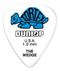 424P1.0 TORTEX WEDGE PLAYER'S PACK 1.0 / Медиаторы, Музыкальный Мастер