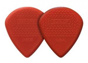 471P3N MAX GRIP JAZZ III RED NYLON PLAYER'S PACK / Медиаторы, Музыкальный Мастер