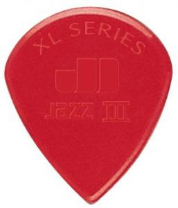 47PXLN NYLON JAZZ III XL RED NYLON PLAYER'S PACK / Медиаторы, Музыкальный Мастер