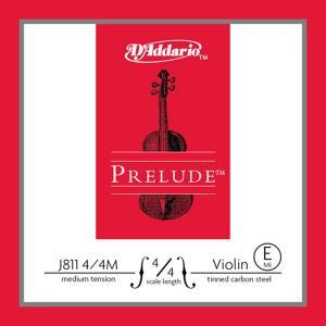 J811 4/4M Prelude E 4/4M / Струны для смычковых, Музыкальный Мастер