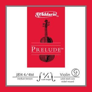 J814 4/4M Prelude G 4/4M / Струны для смычковых, Музыкальный Мастер