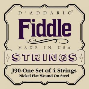 J90 Fiddle / Струны для смычковых, Музыкальный Мастер