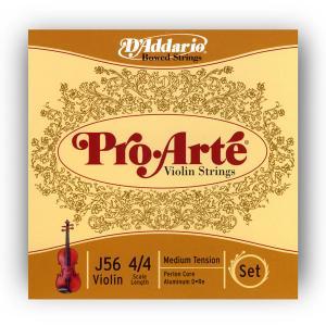 J56 4/4M Pro Arte 4/4M / Струны для смычковых, Музыкальный Мастер