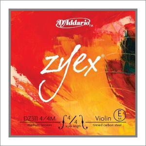 DZ311 4/4M ZYEX E 4/4M / Струны для смычковых, Музыкальный Мастер