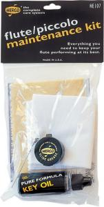 HE107 Flute Maintenance Kit / Наборы по уходу, Музыкальный Мастер