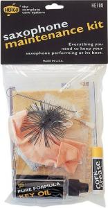 HE108 Saxophone Maintenance Kit / Наборы по уходу, Музыкальный Мастер
