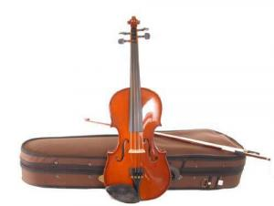 1018/A STUDENT STANDARD 4/4 скрипка в комплекте / Скрипки, Музыкальный Мастер
