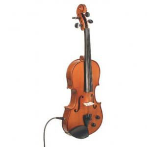 1515/A STUDENT II ELECTRIC VIOLIN OUTFIT 4/4 электро скрипка / Электро Скрипки, Музыкальный Мастер