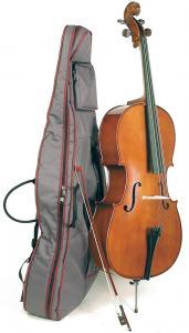 1108/A STUDENT II CELLO OUTFIT 4/4 виолончель / Виолончели, Музыкальный Мастер