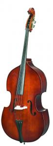 1951/C STUDENT DOUBLE BASS 3/4 / Контрабасы, Музыкальный Мастер