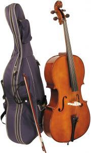 1102/A STUDENT I CELLO OUTFIT 4/4 виолончель / Виолончели, Музыкальный Мастер
