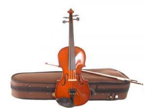 1018/F STUDENT STANDARD 1/4 скрипка в комплекте / Скрипки, Музыкальный Мастер