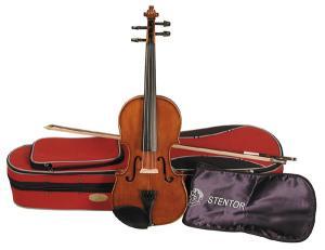 1500/F STUDENT II VIOLIN OUTFIT 1/4 скрипка в комплекте / Скрипки, Музыкальный Мастер
