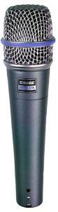 BETA57A микрофон динамический инструментальный
