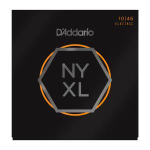 NYXL1046 NYXL REGULAR LIGHT 10-46 / Струны Для электро гитар, Музыкальный Мастер