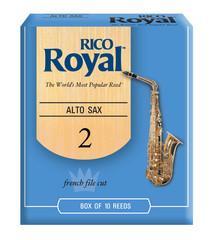 Royal - Alto Sax #2.0 - 10 Box / Трости для Саксофона Альт, Музыкальный Мастер