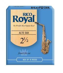 Royal - Alto Sax #2.5 - 10 Box / Трости для Саксофона Альт, Музыкальный Мастер