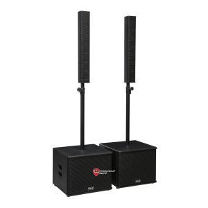 SPIKE3812 Активный вертикальный линейный массив / Акустические системы (Колонки), Музыкальный Мастер