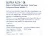 AGS-10K AUDIO 4XRCA 1021000045 Убийца шума / Переходники и адаптеры Hi-Fi, Музыкальный Мастер