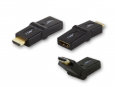 HDMI Male - HDMI Female Adapter 90 - 180 Degree 96137