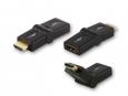 HDMI Male - HDMI Female Adapter 90 - 180 Degree 96137
