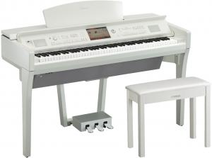 Clavinova CVP-709 PWH / Цифровые фортепиано, Музыкальный Мастер