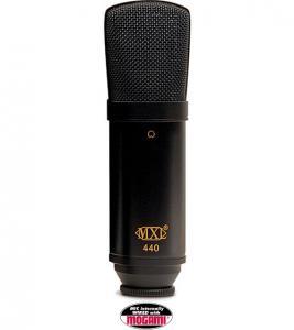 440 / Студийные микрофоны, Музыкальный Мастер