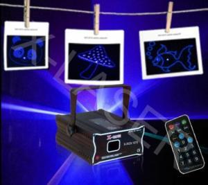 X-SAB 420R Blue 100mW Синий анимационный лазер / Лазеры анимационные, Музыкальный Мастер
