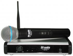 PGX-124 бюджетная одинарная высокочастотная UHF радиосистема