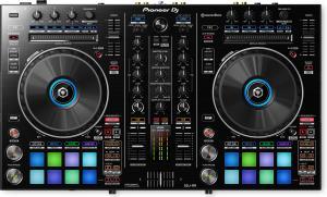 DDJ-RR Потративный двухканальный DJ-контроллер со звуковой картой