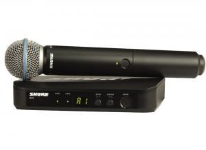 BLX24/B58 / Микрофоны радио, Музыкальный Мастер