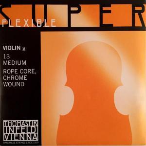 13 Superflexible Violin G (голубой) / Струны для смычковых, Музыкальный Мастер
