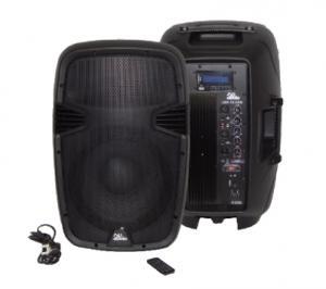 LSA-10-USB / Акустические системы (Колонки), Музыкальный Мастер