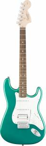 AFFINITY STRATOCASTER RACE GREEN