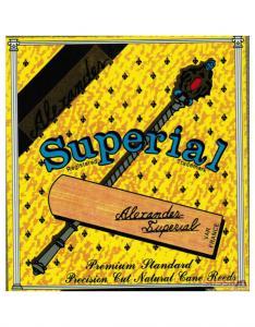 SUPERIAL Alto SAX 2.0 / Трости, Музыкальный Мастер