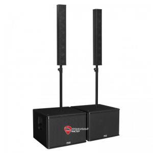 SPIKE4815.05  Активный вертикальный линейный массив / Комплекты звукоусиления, Музыкальный Мастер