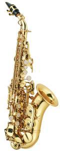 SPC-700 (S) Curved Soprano Saxphone / Саксофоны, Музыкальный Мастер