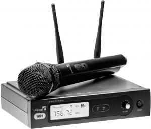 Live Star UX1 / Микрофоны радио, Музыкальный Мастер