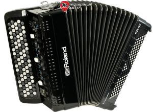 FR4XB-BK Цифровой баян  / Баяны, Музыкальный Мастер
