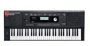KP100 Синтезатор с автоаккомпанементом / Синтезаторы, Музыкальный Мастер