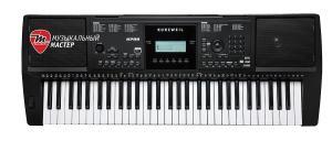 Kurzweil KP80 синтезатор с автоаккомпанементом / Синтезаторы, Музыкальный Мастер
